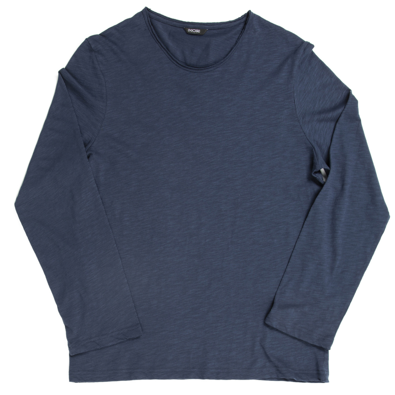 Long Sleeve Crew Neck Shirt