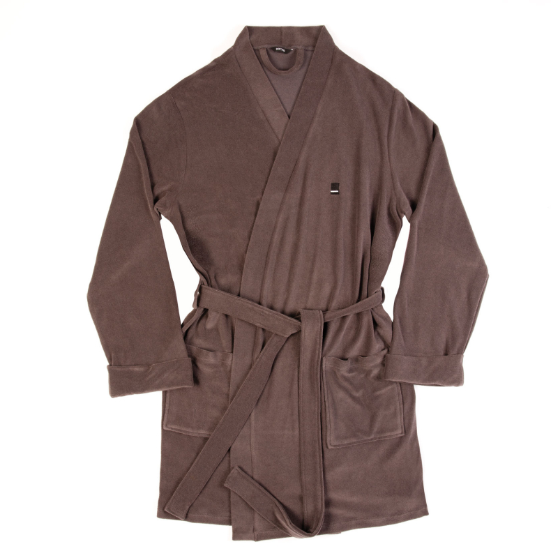 Short Bathrobe